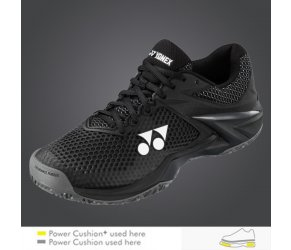 POWER CUSHION ECLIPSION2: ALL COURTS black