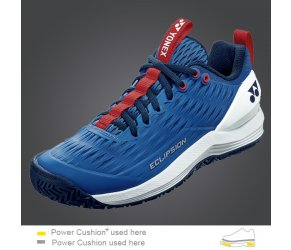POWER CUSHION ECLIPSION 3: Blue / White