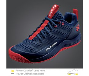 POWER CUSHION ECLIPSION 3: Navy / Red CL