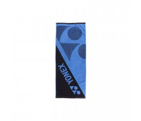 AC1108 Sports Towel Black  /  Blue