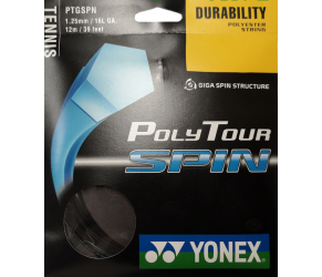 POLY TOUR SPIN 125 BLACK