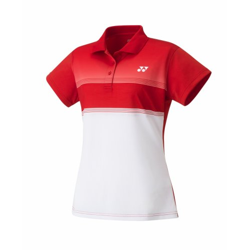 0019 Polo Damskie Sunsed Red 2020