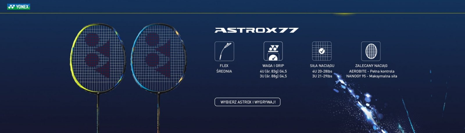 ASTROX 77