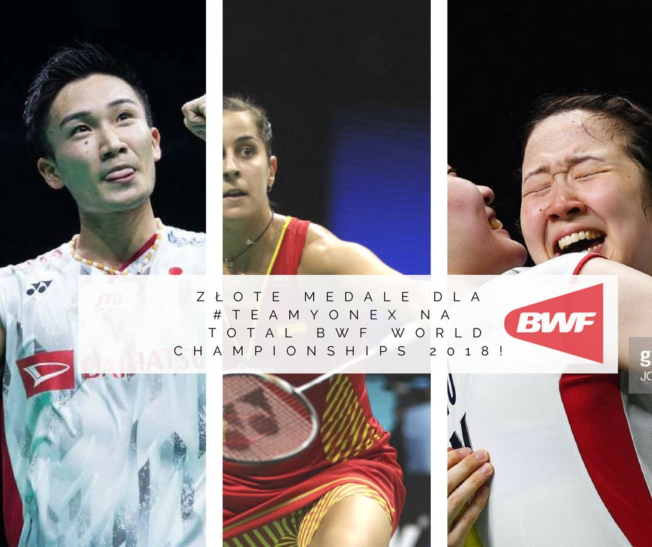 TOTAL BWF World Championships 2018